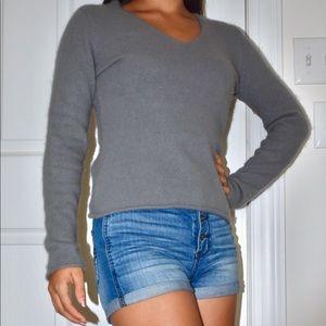 Warm, long sleeved sweater